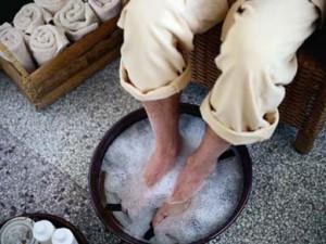 remedios para el mal olor en los pies