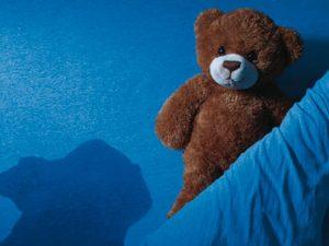 orinarse en la cama