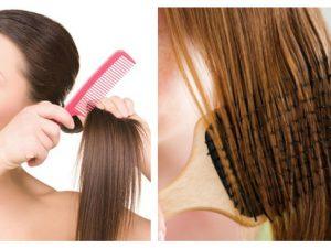 Remedios para desenredar el cabello