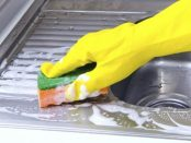 Limpiadores naturales de fregaderos