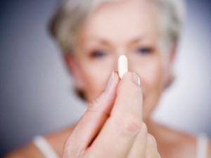 Vitaminas y minerales para la menopausia