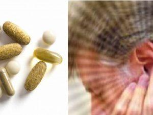 vitaminas y minerales para tinnitus