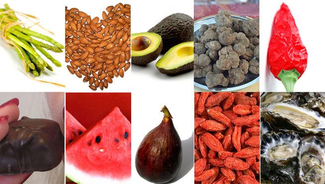 Remedios afrodisiacos naturales y caseros - Alimentos prohibidos con hemorroides ...