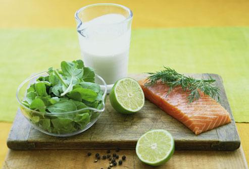 Alimentaci n para la menopausia y la osteoporosis - Alimentos para la osteoporosis ...