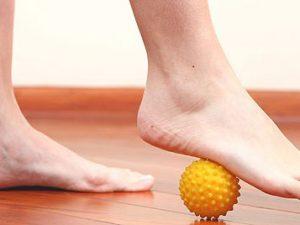 automasaje con pelota