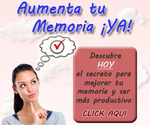 remedios para mejorar la memoria