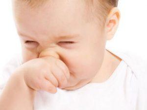 remedios para nariz congestionada en bebés