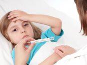 remedios fiebre en niños
