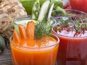 jugos vitamina A