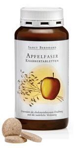 fibra de manzana para adelgazar