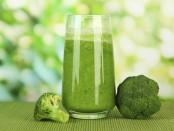 remedios y jugos con brocoli