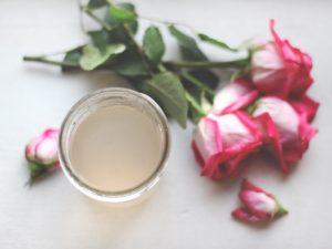 remedios agua de rosas
