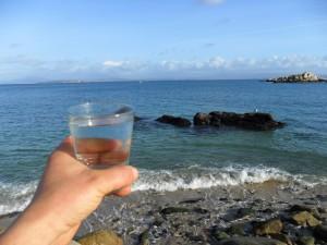 remedios con agua de mar