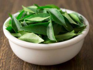 remedios hojas de curry
