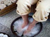 remedios para mal olor de los pies