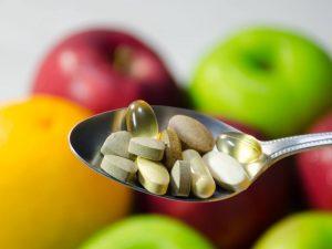 vitaminas para la diabetes