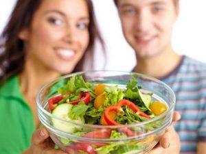 vitaminas y minerales para la fertilidad