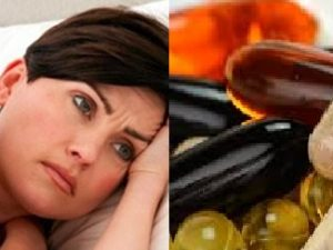 vitaminas y minerales para el insomnio