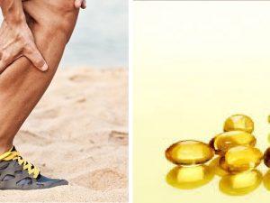 vitaminas y minerales para los calambres