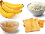 alimentos para la diarrea