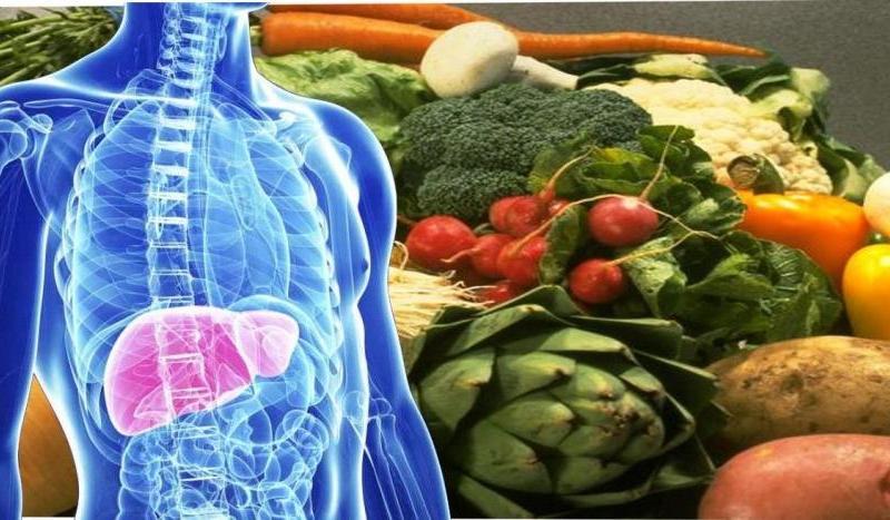 Dieta para la hepatitis