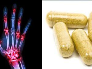 vitaminas y minerales para la artritis