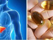 vitaminas y minerales para la hepatitis