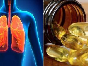 vitaminas y minerales para los pulmones