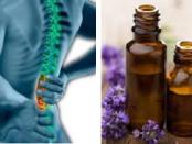 aceites esenciales dolor de espalda