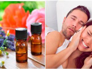 aceites esenciales para dejar de roncar