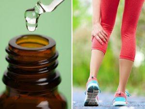 aceites esenciales para dolores musculares