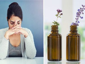 aceites esenciales para la depresión
