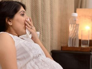 salivación excesiva en el embarazo