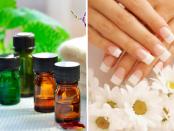 aceites esenciales para fortalecer las uñas