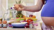 alimentos que se deben evitar durante el embarazo