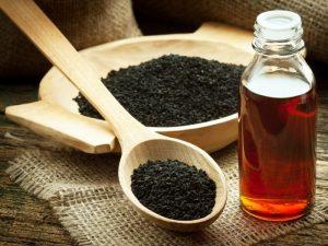aceite de semillas de comino negro para adelgazar