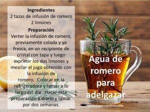 Té De Romero Y Canela Para El Cabello Caída Y Su Crecimiento