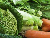 vegetales para bajar la presión