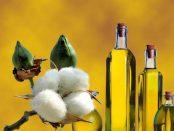 aceite de algodon
