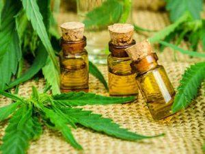 aceite esencial de cannabis