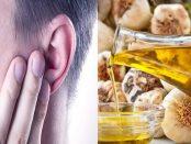 aceites esenciales para infección de oído