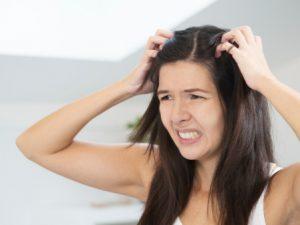 remedios alergia al tinte de pelo