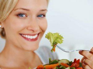 Alimentos para perder peso en la menopausia