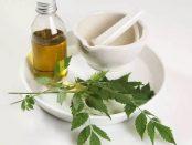 aceite de neem para el cabello