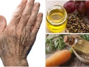 aceites para la mancha de la piel por edad