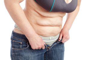 causa de aumentar de peso en la menopausia