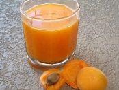 jugo de albariocque