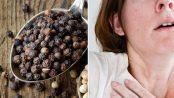 pimienta negra beneficios y contraindicaciones