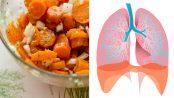 alimentos para los pulmones