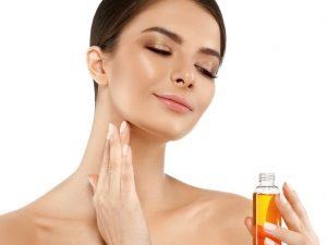 Aceite de mani para la piel, cabello y más